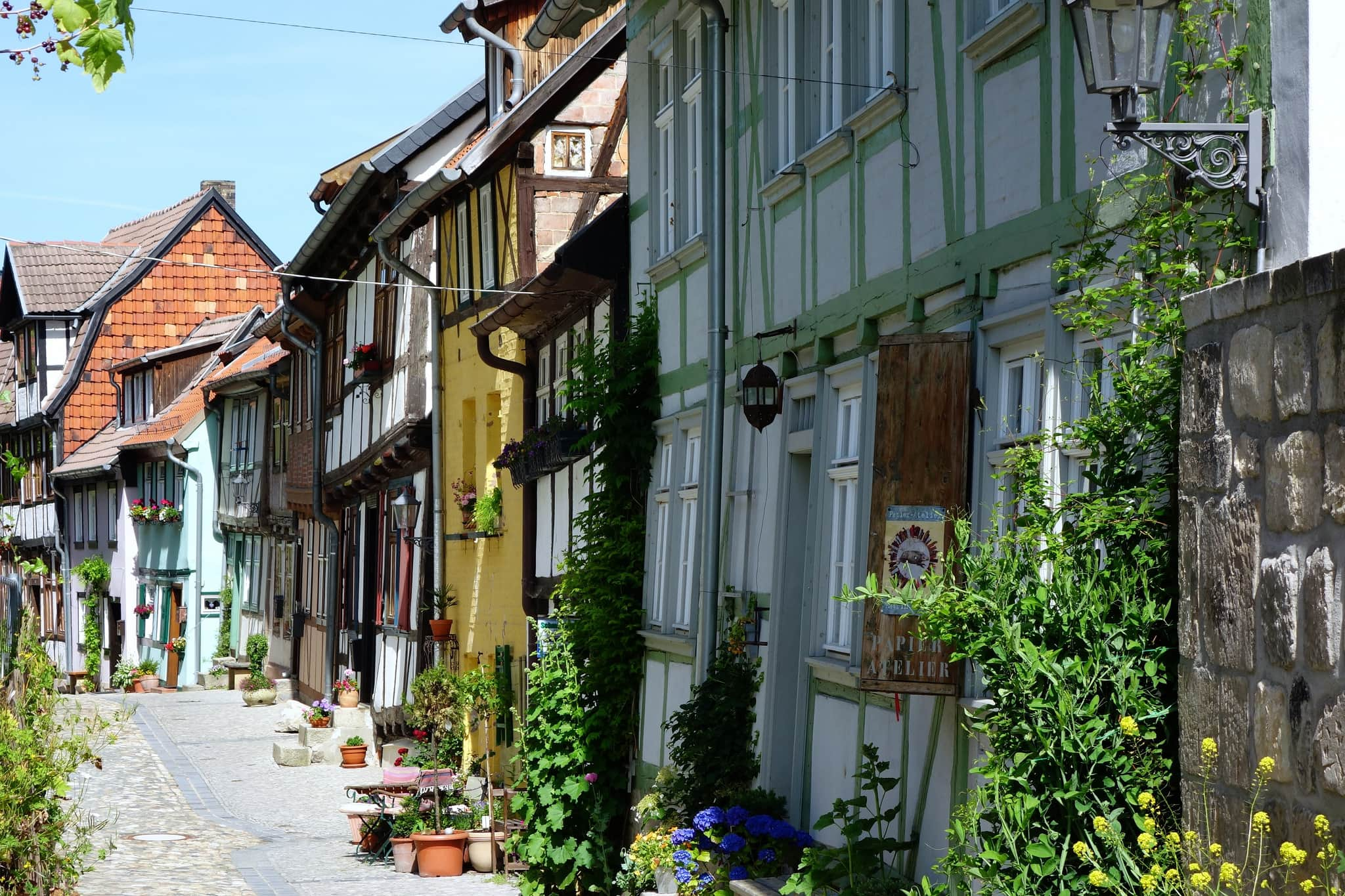 Highlights Of The Harz From Quedlinburg To Thale Act Of