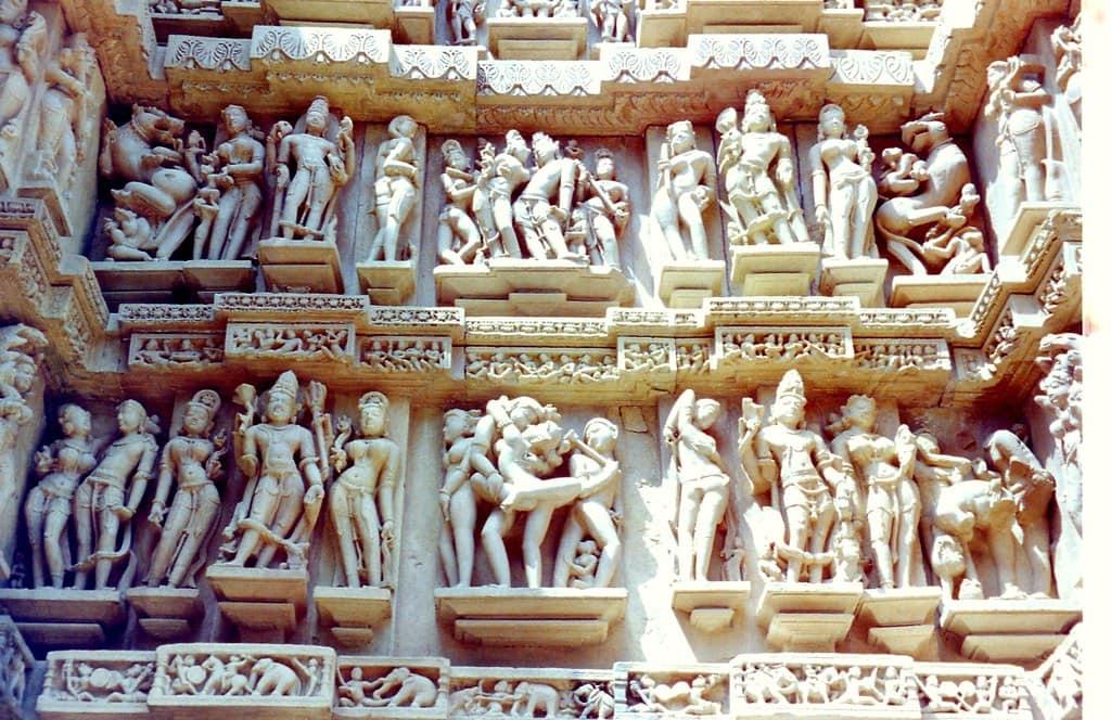 Kamasutra temples