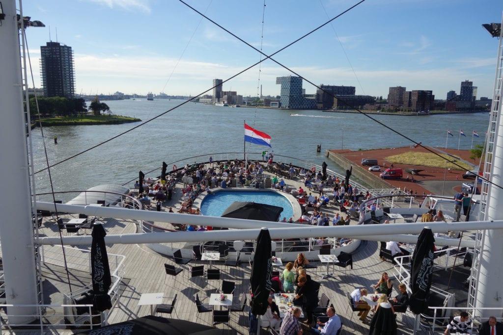 ss Rotterdam view