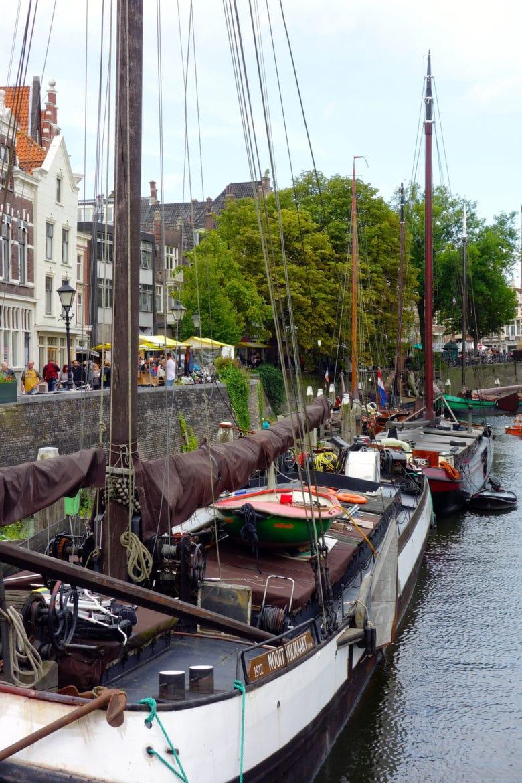 Historic Rotterdam
