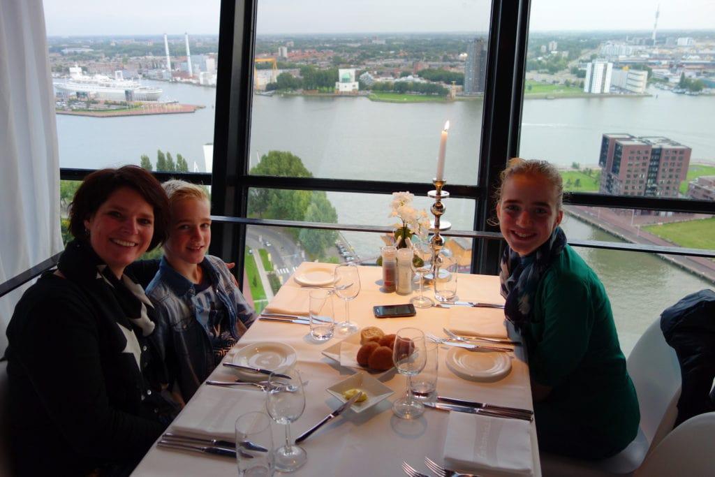 Dinner Euromast