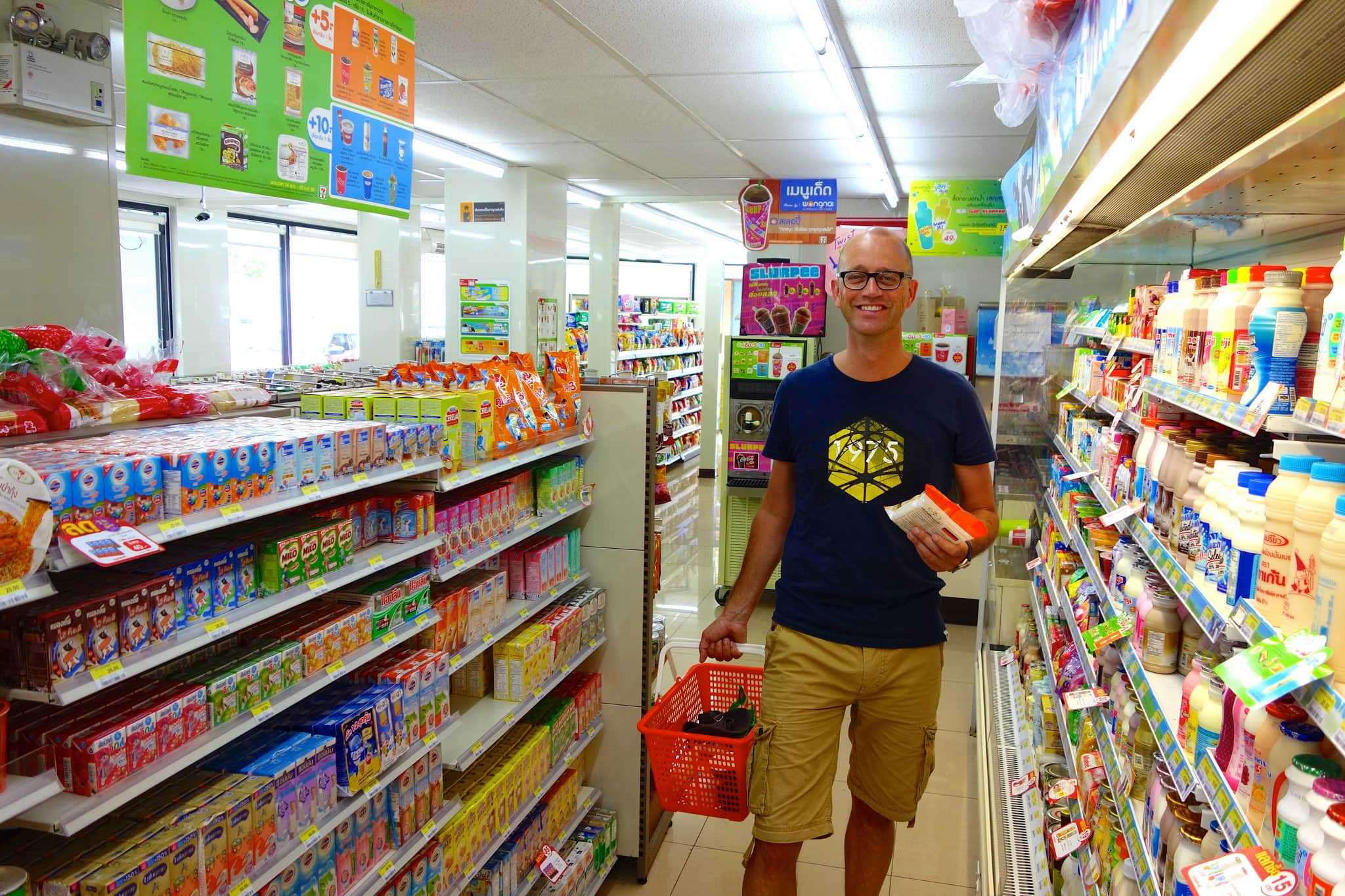 Nearest 711 Store >> 7 Eleven In Thailand 8 Reasons To Love It Act Of Traveling