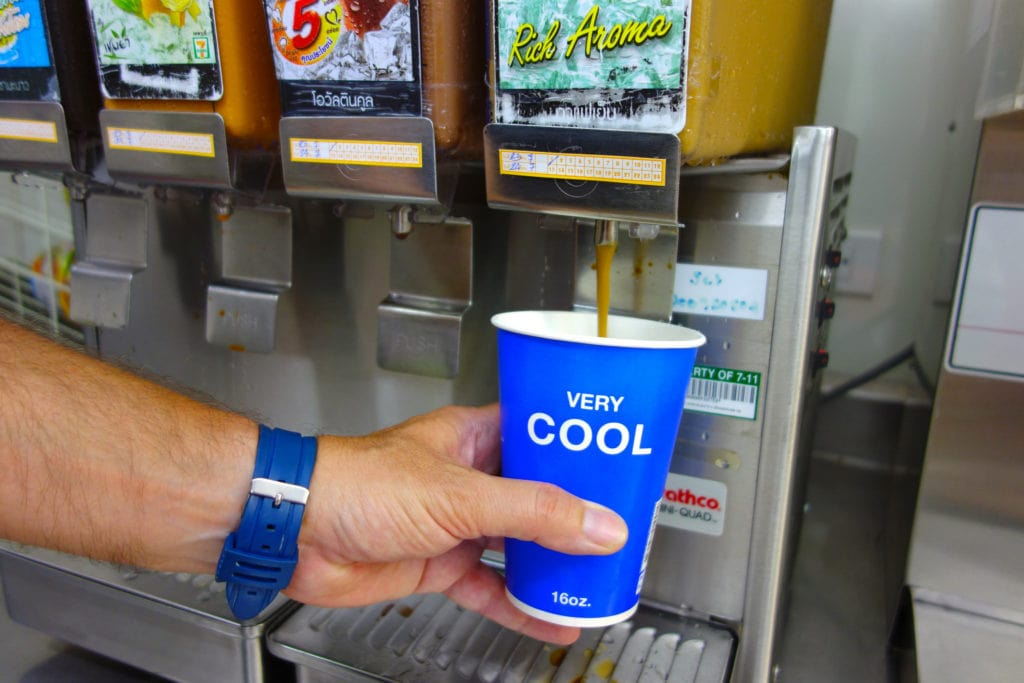 Ice coffee 7-Eleven