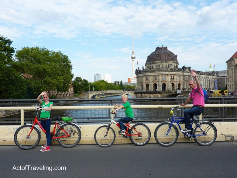 Berlin with kids