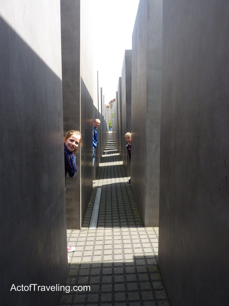 Berlin Holocaust memorial