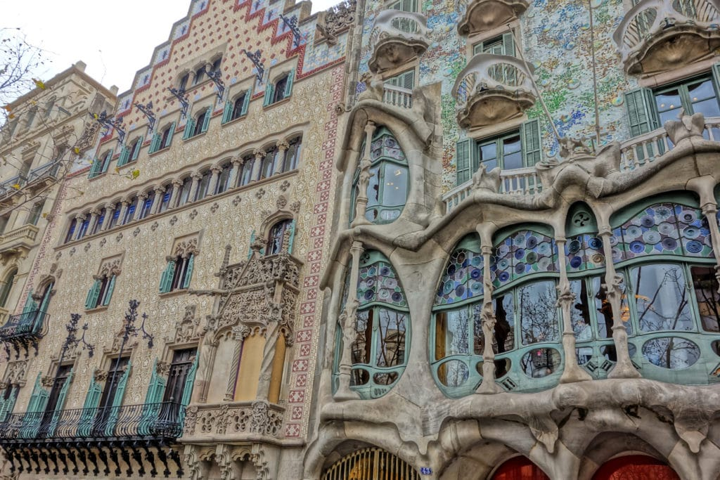 10 Things to do in Barcelona - part 1
