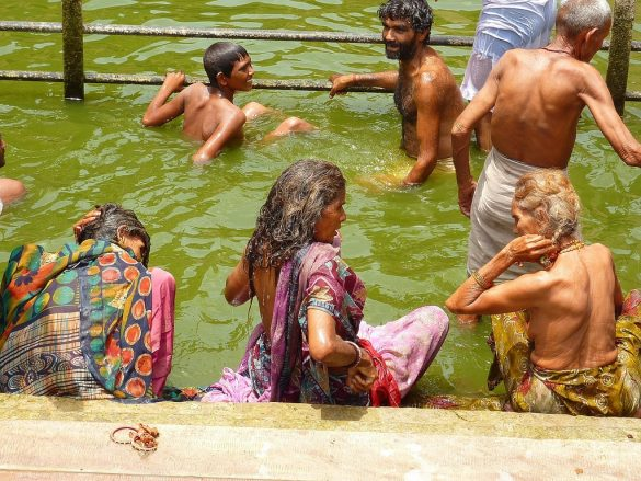 Cooling down Jaipur