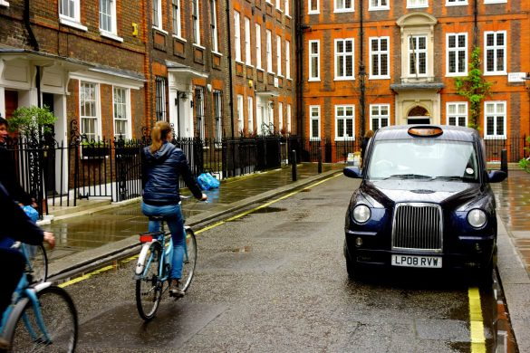 London bicycle tour