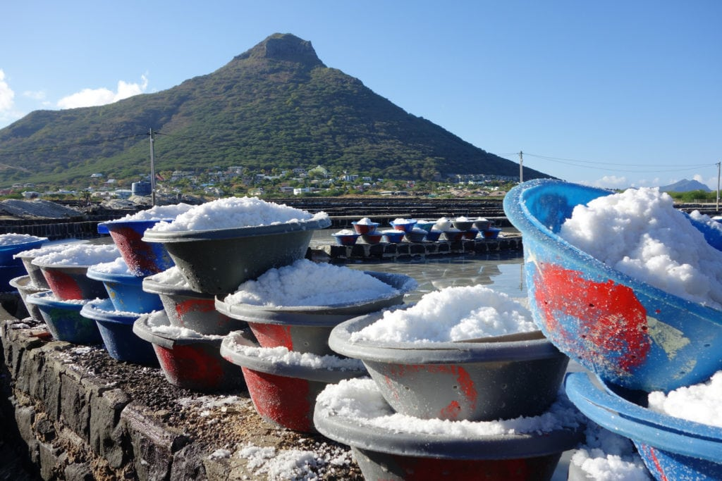 Mauritius life