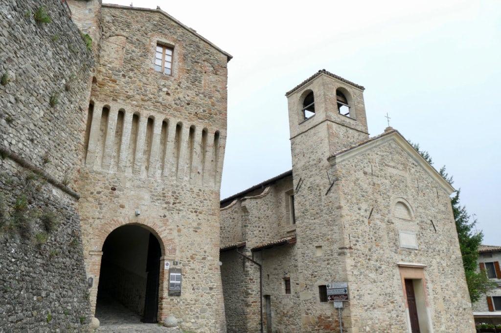 Castle Torrechiara