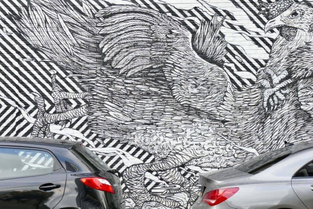 Rotterdam street art tour