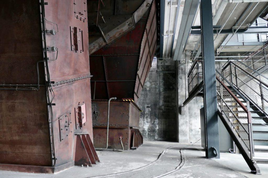 Coal mine Germany Zollverein