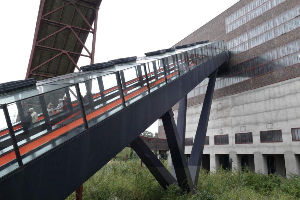 Zollverein architecture