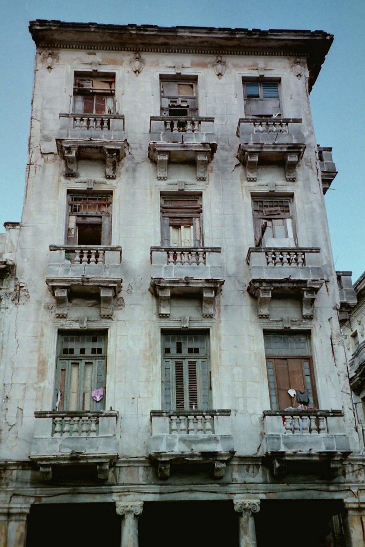 Cuban housing