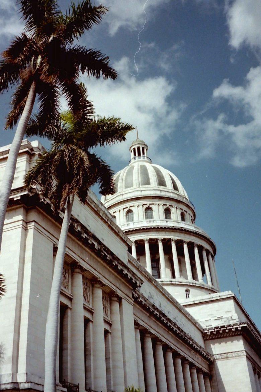 The Capitol Havana Cuba