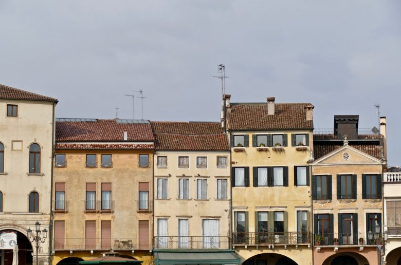 Padua Italy houses