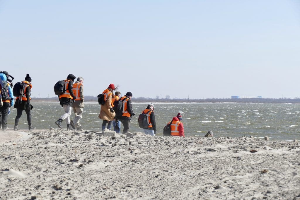 Instawalk Rijkswaterstaat Afsluitdijk