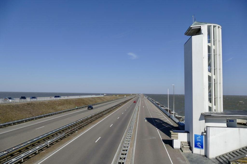 Monument Dudok Afsluitdijk