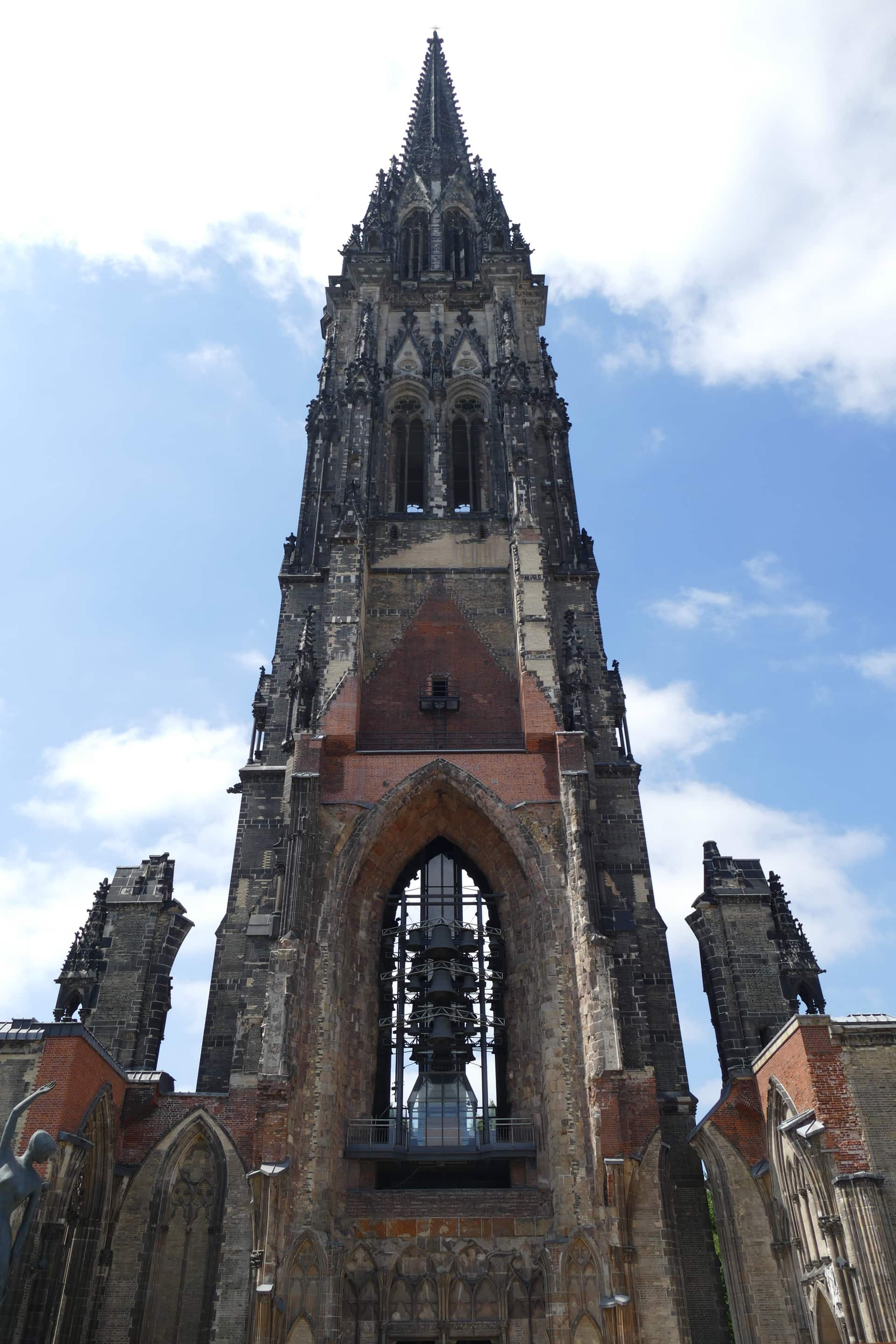 Hamburg Nicolai church