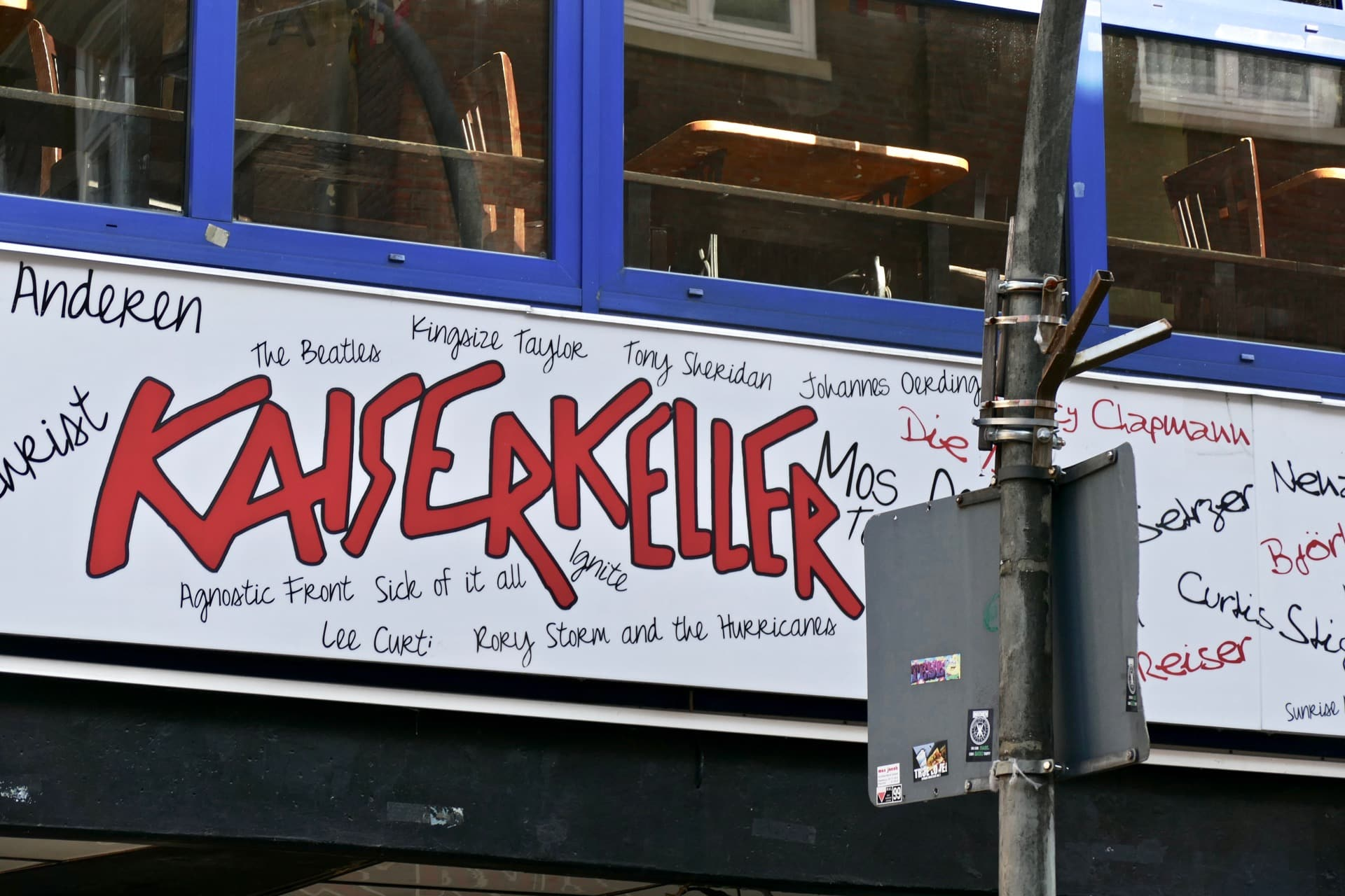 Kaiserkeller Hamburg