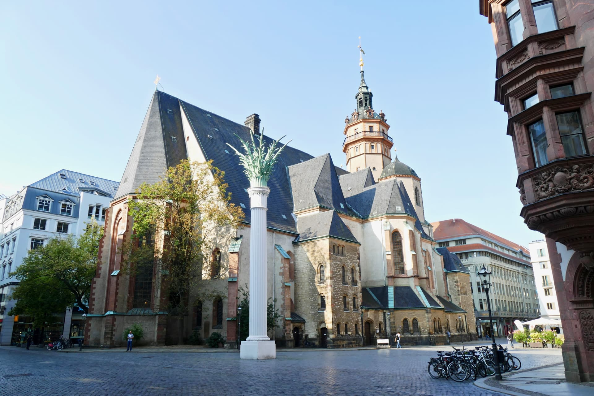 Nicholas church Leipzig