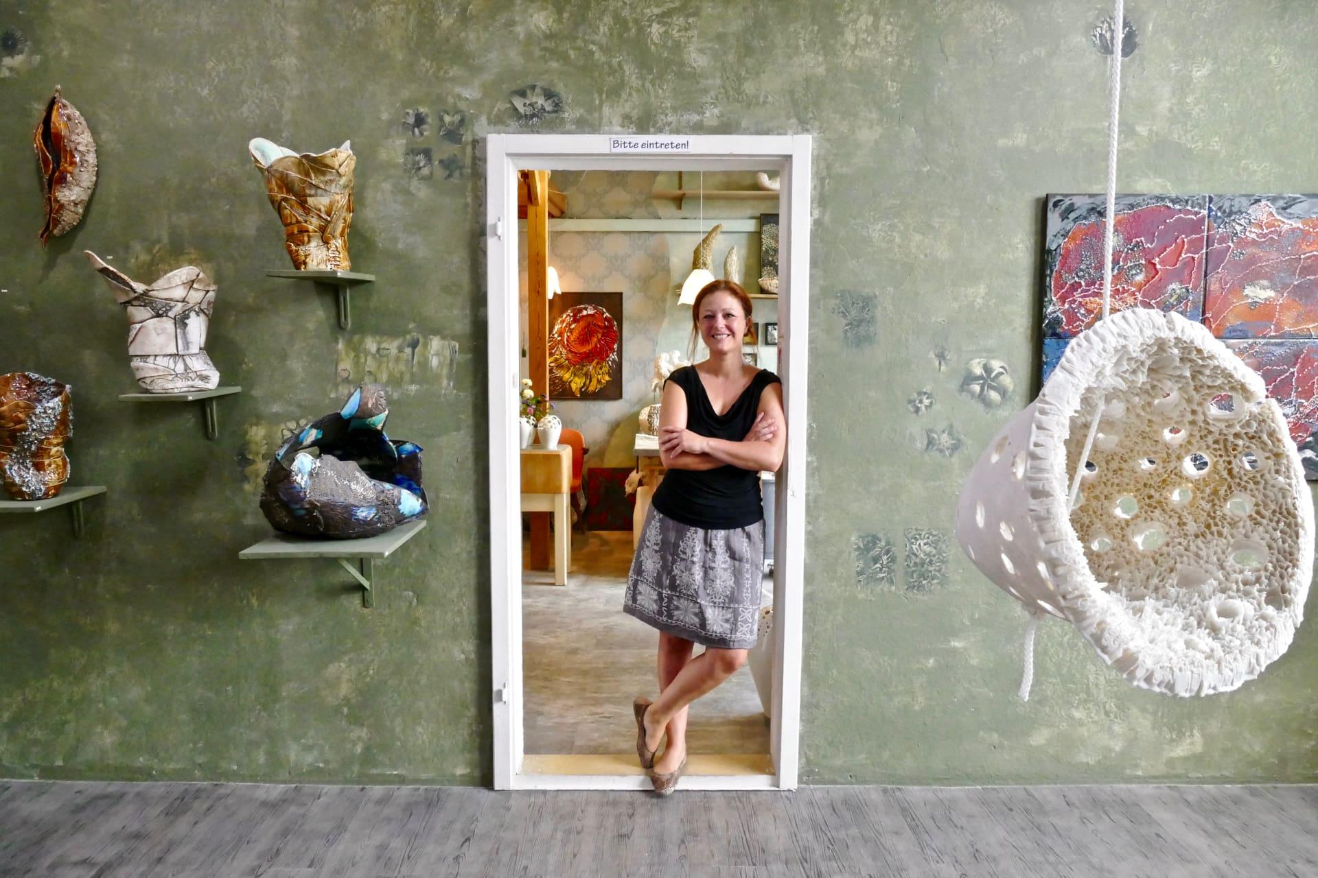 Spinnerei Claudia Biehne