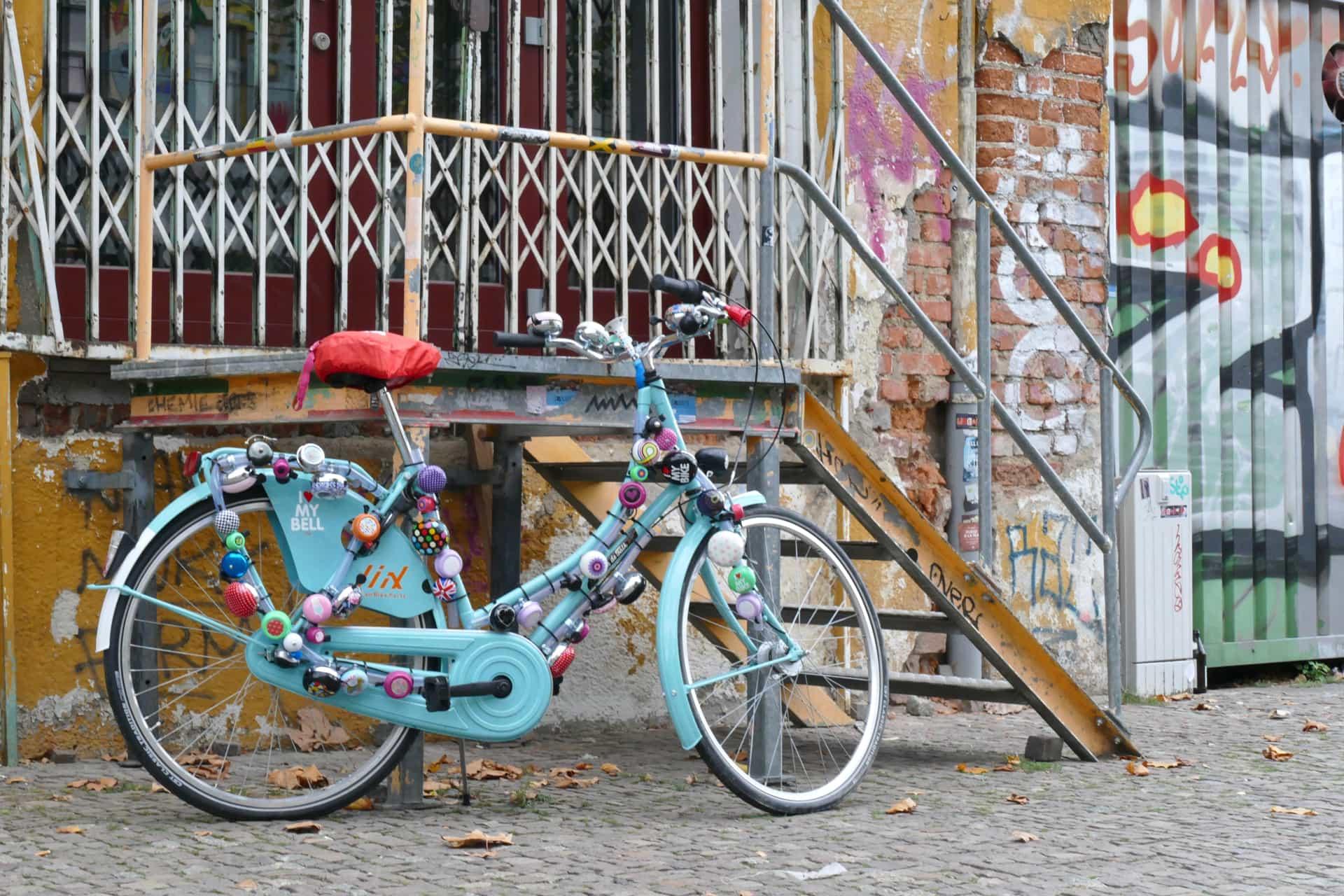 Leipzig bike