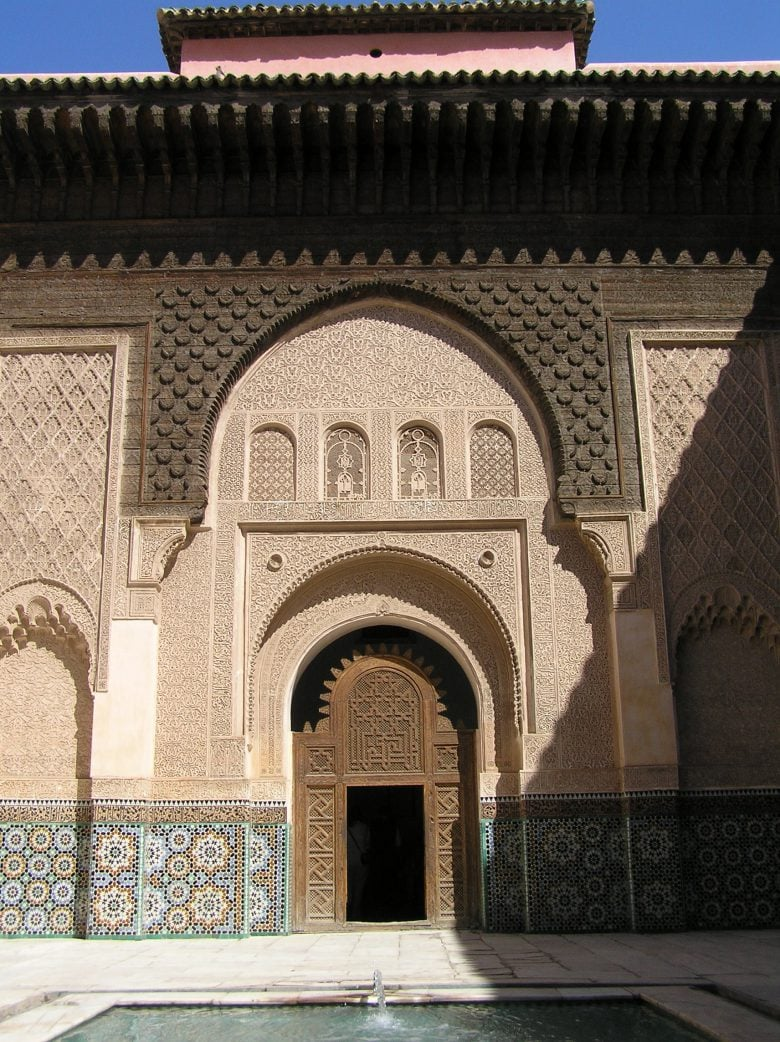 Ben Youssef Medersa Marrakech