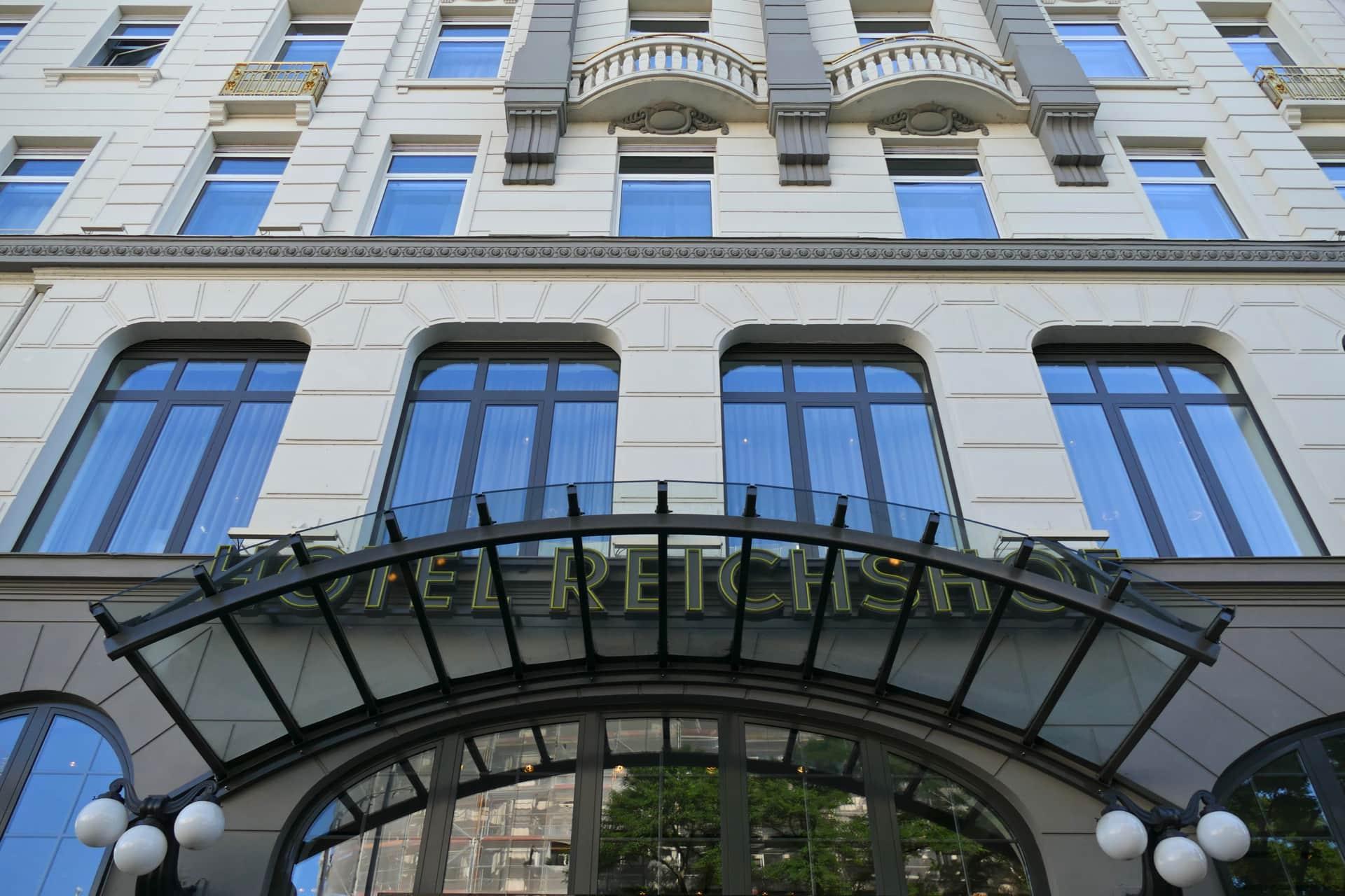 Reichshof hotel Hamburg