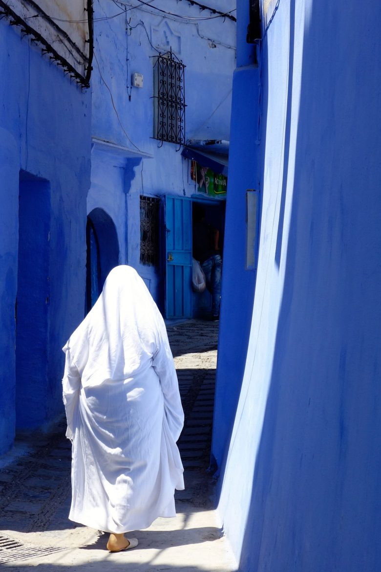 People Chefchaouen Morocco