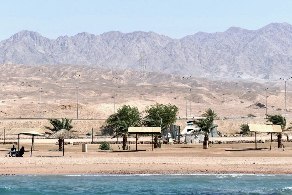 Aqaba Jordan Red Sea