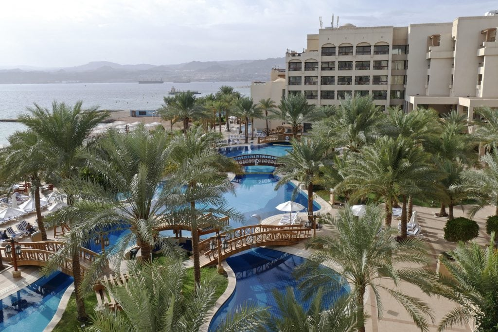 Aqaba Intercontinental hotel