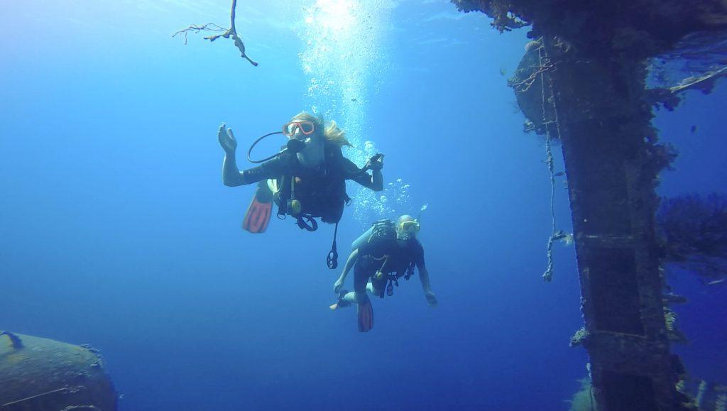 Diving in Aqaba Jordan