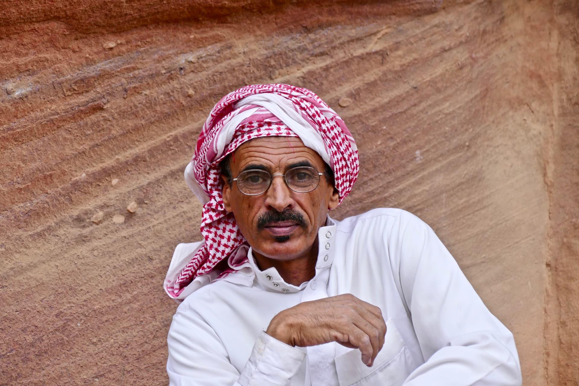 Wadi Rum Jordan bedouin