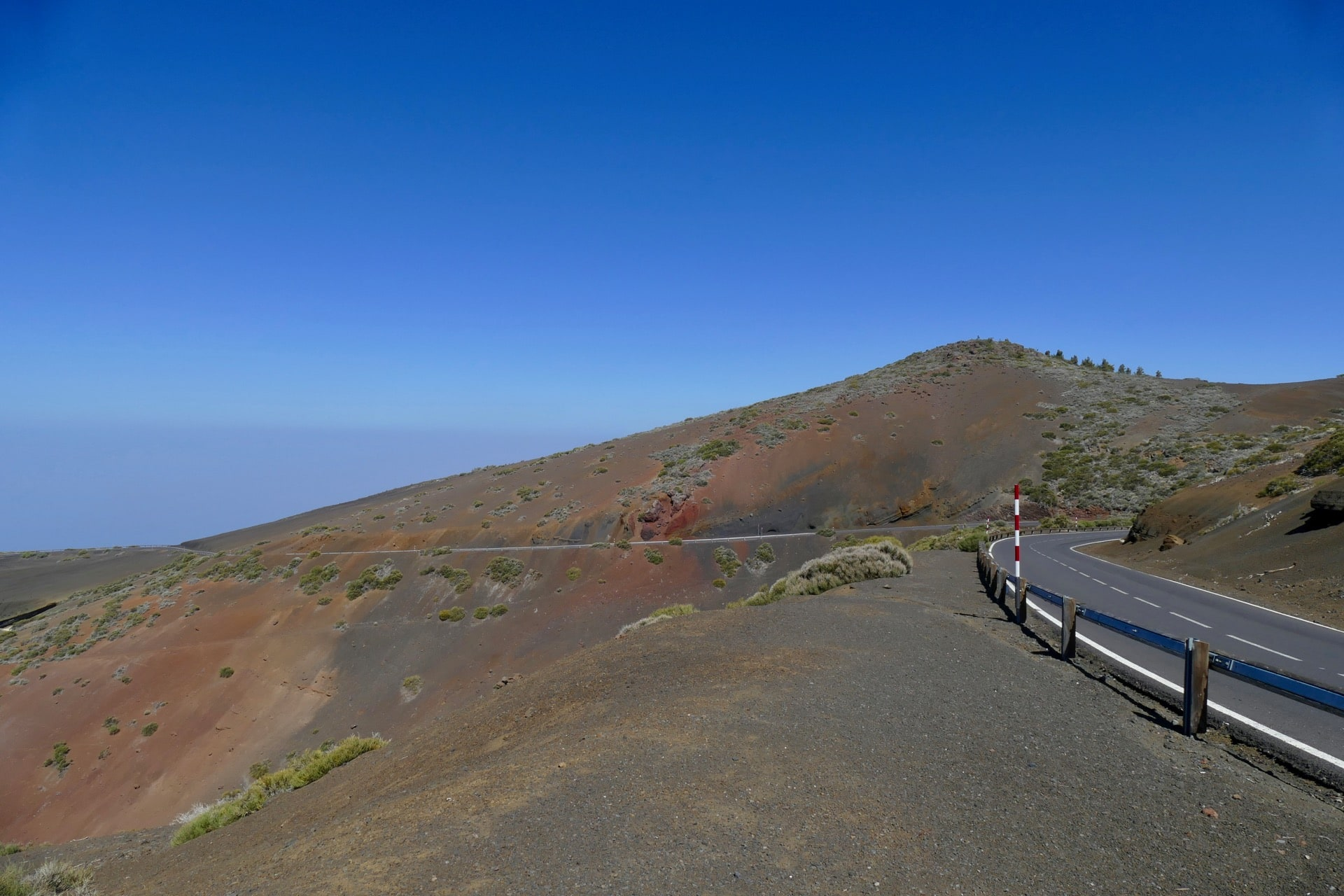 Teide volcanic landscape