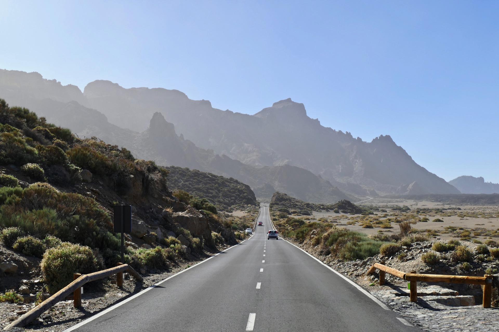 Teide tour south