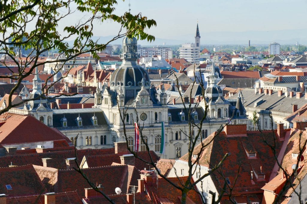 View on Graz
