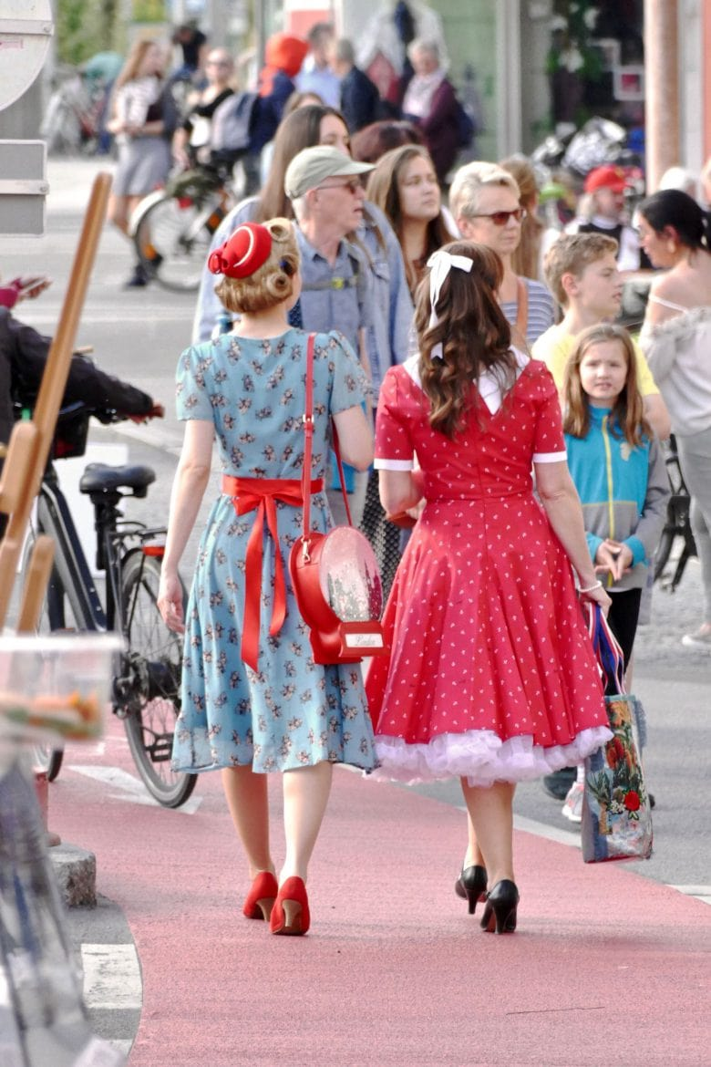 Austria traditional clothing
