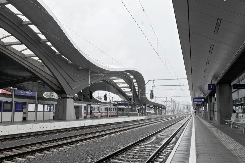 Graz Hauptbahnhof