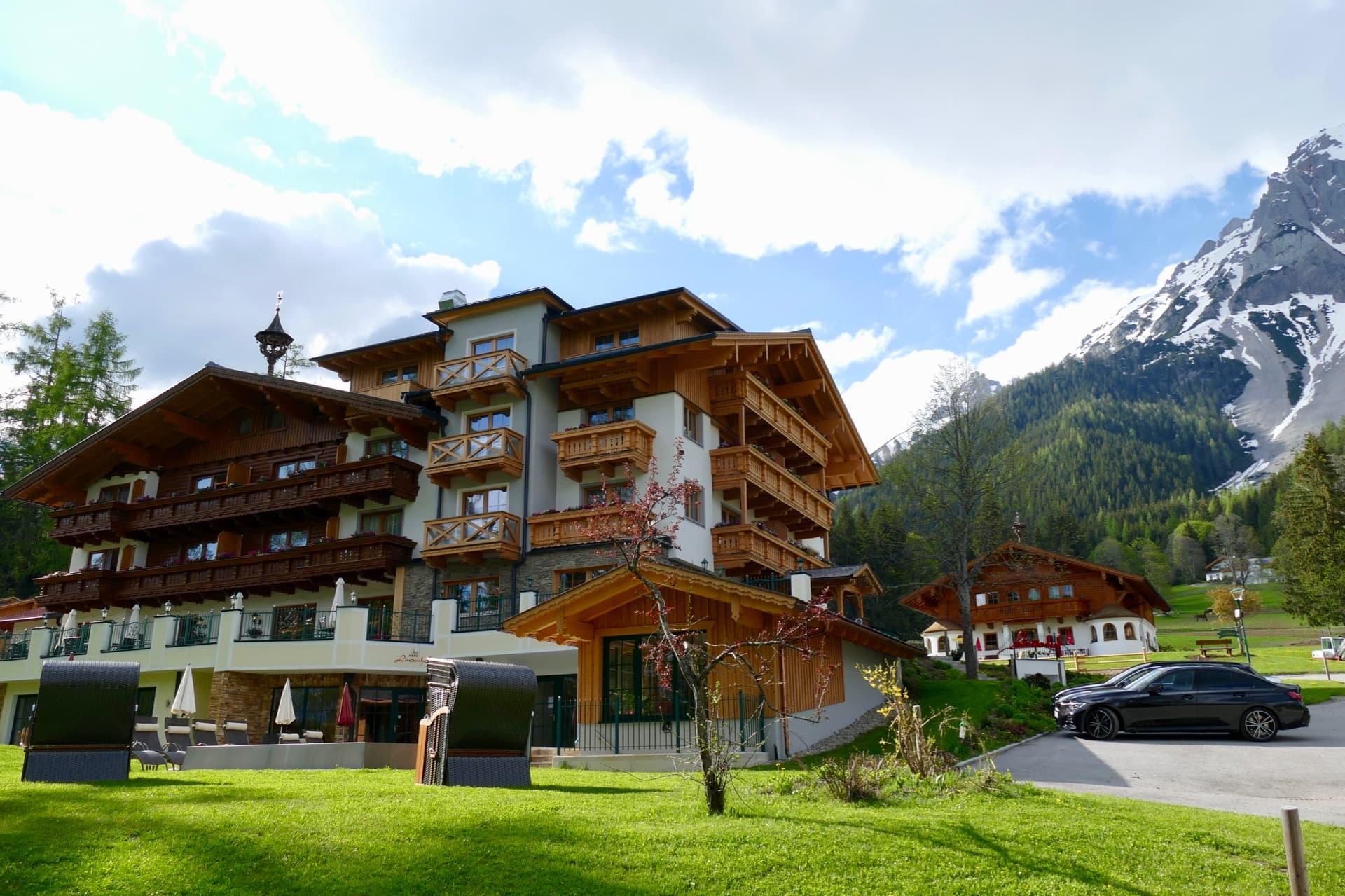 Hotel Lindenhof Schladming