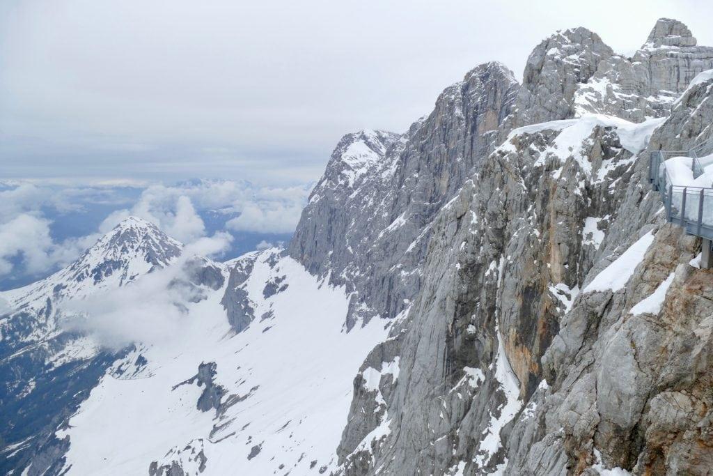 Dachstein glacier Austria