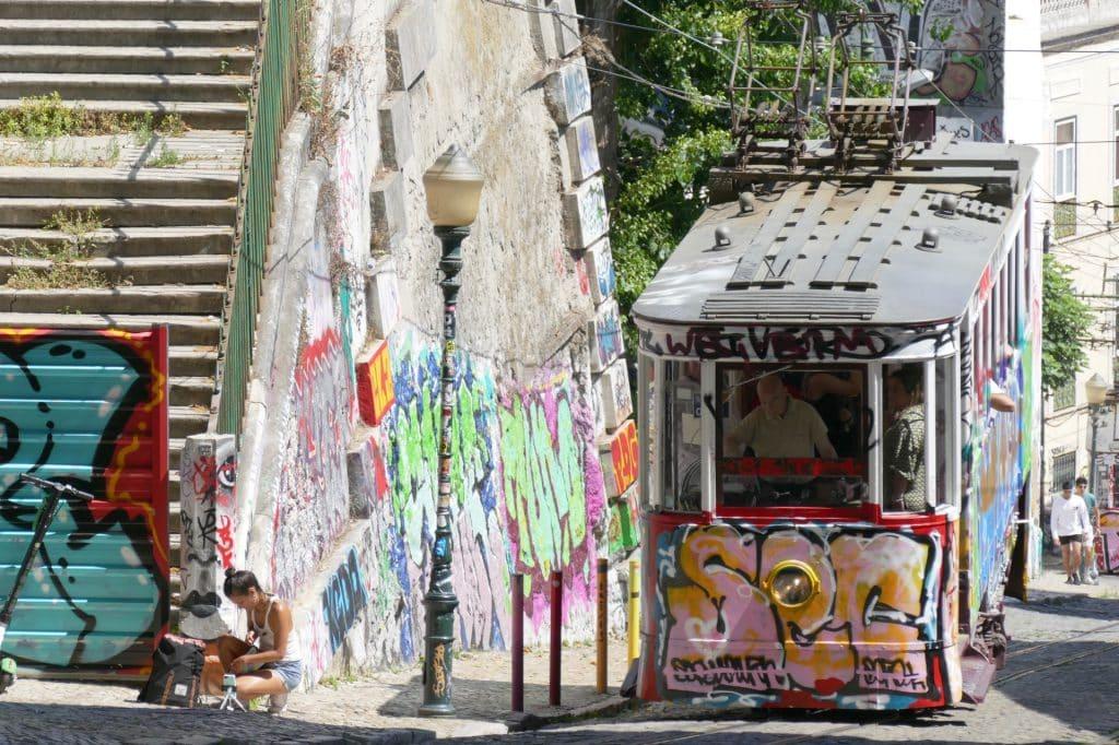 Rough edges Lisbon